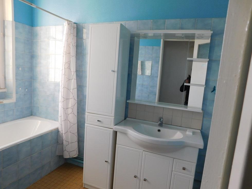 Salle de bain de 5 m²