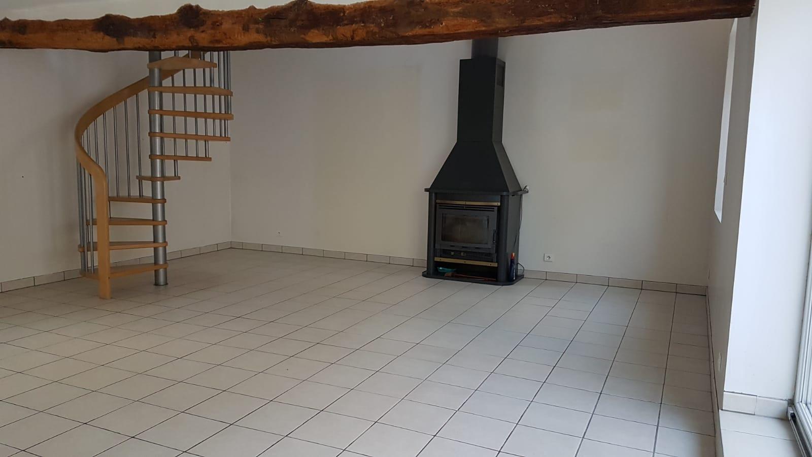 Salon-Salle à manger 37 m²